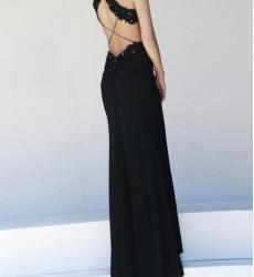 En Yeni Sırt Dekolteli Elbise Modelleri