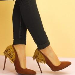 En tarz Stiletto ayakkabı modelleri 2016