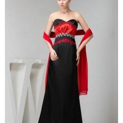 Siyahın Ağırlıklı Olduğu Kırmızı Detayların Bulunduğu Tasarımlar İçin Bayanlar Oldukça Memnun Kalmakta