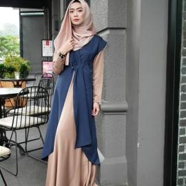 Yeni Sezon Tesettür Elbise Modelleri