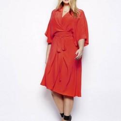 35 Yaş Bayann Elbise Trendleri