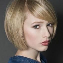 Minyon Tipli Gösteren Kısa Saç Modelleri