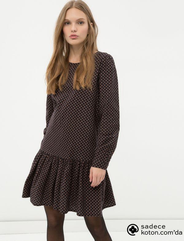 En Güzel Yeni Sezon Koton Elbise Modelleri