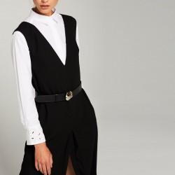 İpekyol Gömlek Detaylı Çok Zarif Yeni Sezon Elbise Modelleri