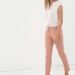Dar Kesim Çok Kibar Koton Marka Pantolon Modeli