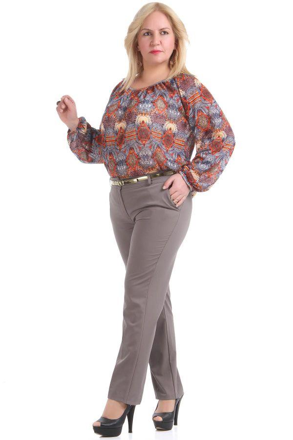 Şık ve Zarif Patırtı Büyük Beden Pantolon Modelleri