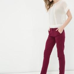 Cepli Dar Kesim Koton Marka Pantolon Modeli