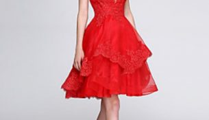 En İddialı V Yaka Elbise Modeli 2017