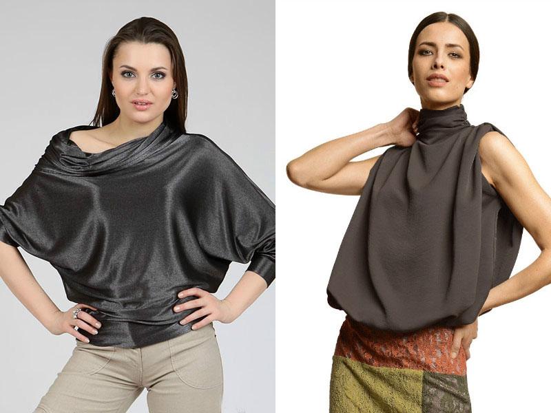 Стильные Блузки Для Полных Женщин В Омске