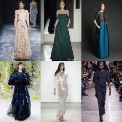 2017 En Hoş Kışlık Abiye Modelleri