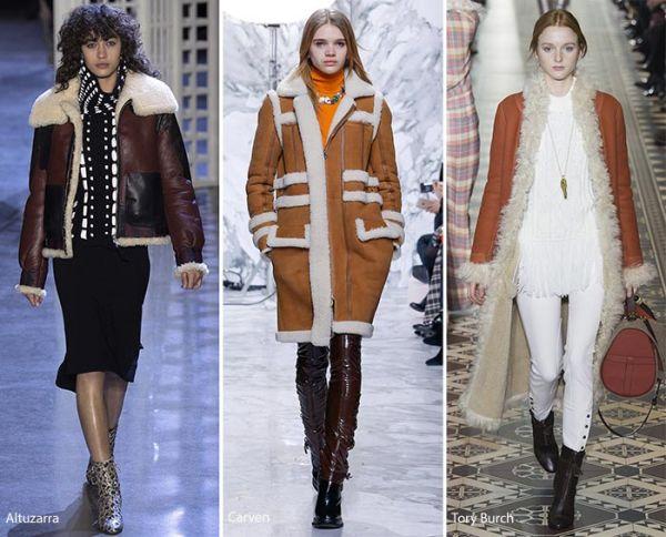 2017 Kış Modası En Tarz Kombin Görselleri