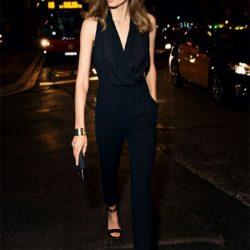 Sokak Modasında Öne Çıkan En Zarif Bayan Tulum Modelleri