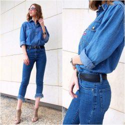 Kemer Detaylı Püsküllü Paçalı Oldukça Şık Yüksek Bel Pantolon Modelleri
