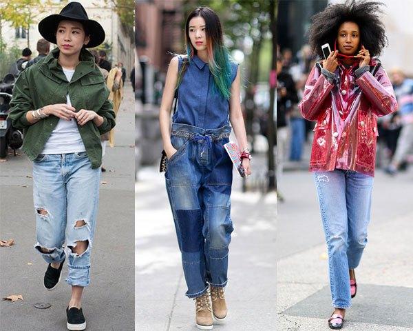 Genç Kızlar İçin En Güzel Sokak Modası Trendleri 2017