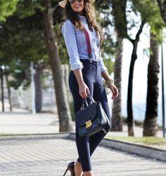 En Tarz Bayanlar İçin En Güzel Askılı Pantolon Modelleri