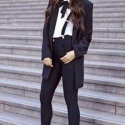 Yeni Trend Bayan Askılı Pantolon Modelleri