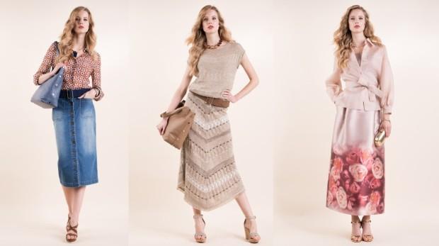 Etnik desenlerin yeri bir başkadır, etek moda dünyasında. Özellikle asimetrik tasarımlarla birlikte tercih edilecek zarif modeller sokak modasında bayanlara tam not aldıracaktır.