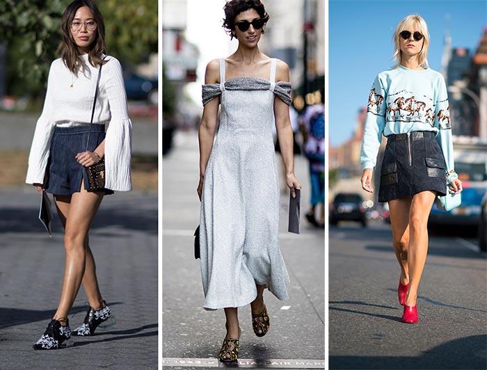 En Güzel Genç Kız Sokak Modası Kombinleri 2017
