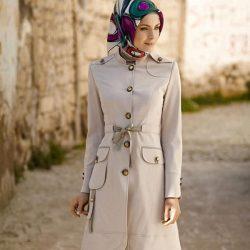 En Zarif Tesettür Kaban Modelleri İle En Moda Kombinler Oluşturmak Hiç Zor Değil
