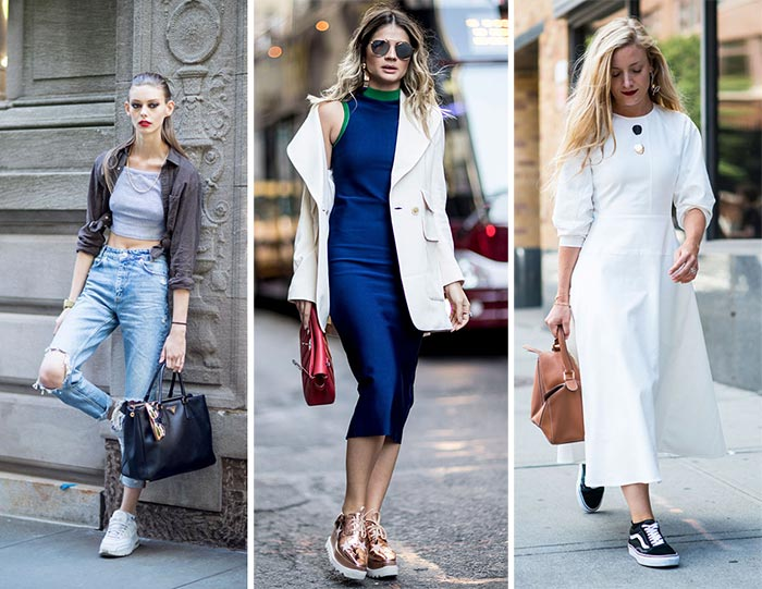 Sokak Modasında Genç Kızlar İçin Öne Çıkan Yeni Trendler 2017