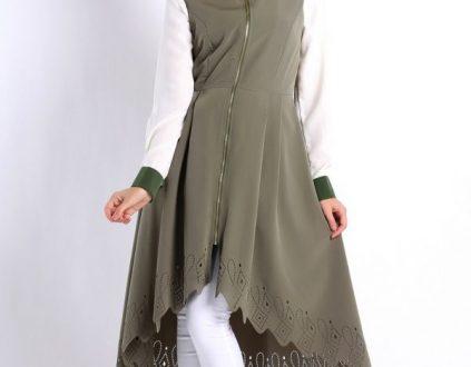 2017 Tesettür Tunik Elbiseler
