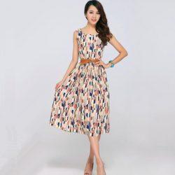 Günlük Elbise Modelleri 2017
