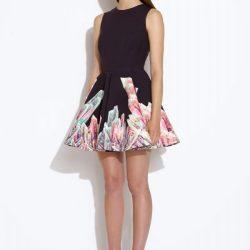 En Güzel Mini Elbise Modelleri 2017