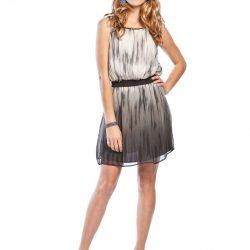 Kemer Detaylı Mini Elbise Modelleri 2017