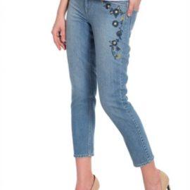 En Şık Nakışlı Pantolon Modelleri 2017