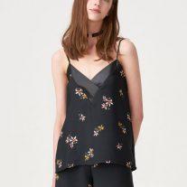 En Tarz İnce Askılı Bluz Modelleri 2017