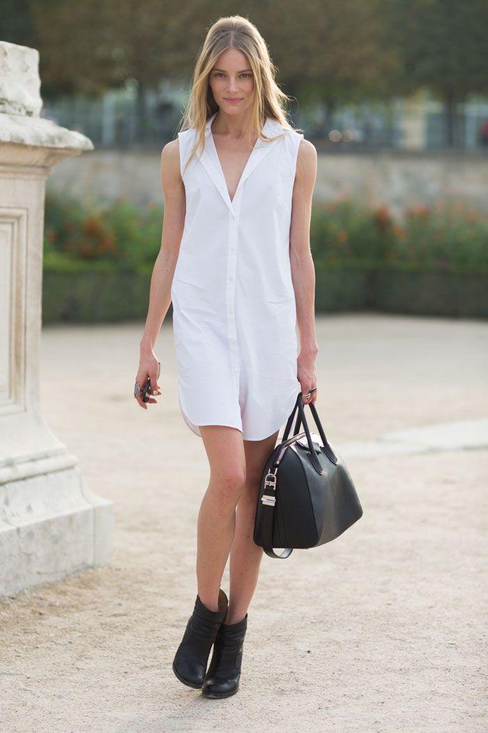 2018 Yeni Sezon Gömlek Elbise Modelleri