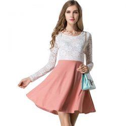 2018 Yeni Sezon Genç Elbise Modelleri