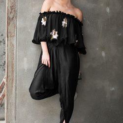 En Güzel Bayan Şalvar Pantolon Modelleri 2018