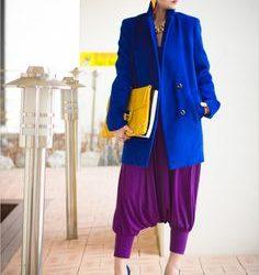 En Tarz Bayan Şalvar Pantolon Modelleri 2018