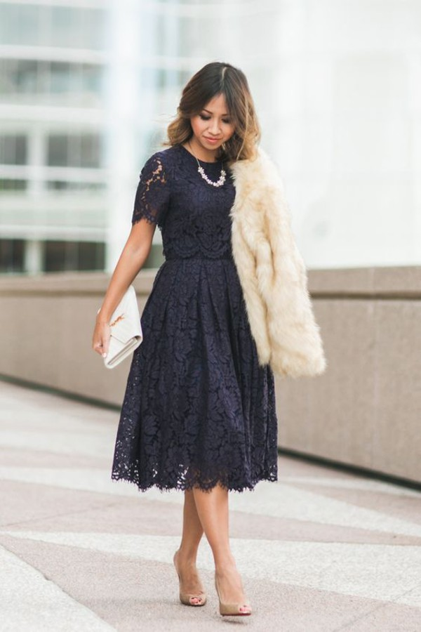 En Tarz Güpürlü Elbiseler 2018