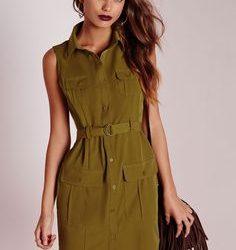 En Yeni Gömlek Elbise Modelleri 2018