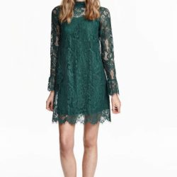 Süper Mini Dantel Elbise Modelleri 2018