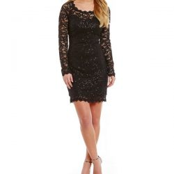 Yeni Sezon Güpürlü Elbise Modelleri 2018