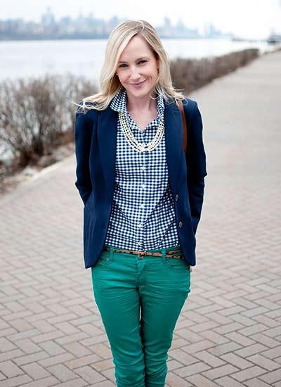 2018 Bayan Yeşil Pantolon Modelleri