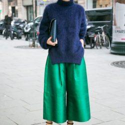 En Tarz Yeşil Pantolon Modelleri 2018