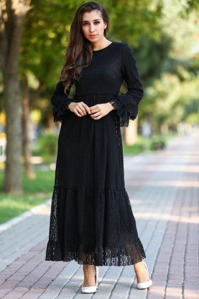 2018 Yeni Sezon Patırtı Elbise Modelleri