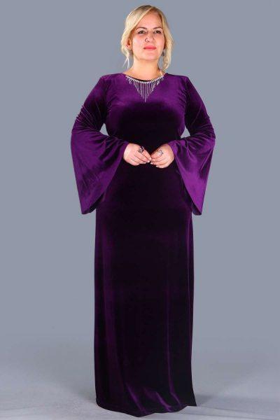 En Yeni Patırtı Büyük Beden Elbise Modelleri