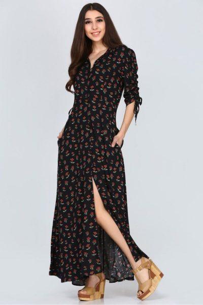 En Zarif Patırtı Elbise Modelleri 2018