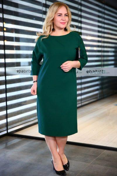 Patırtı 2018 Büyük Beden Elbiseler