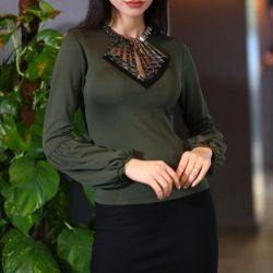 En İddialı Bluz Modelleri 2018