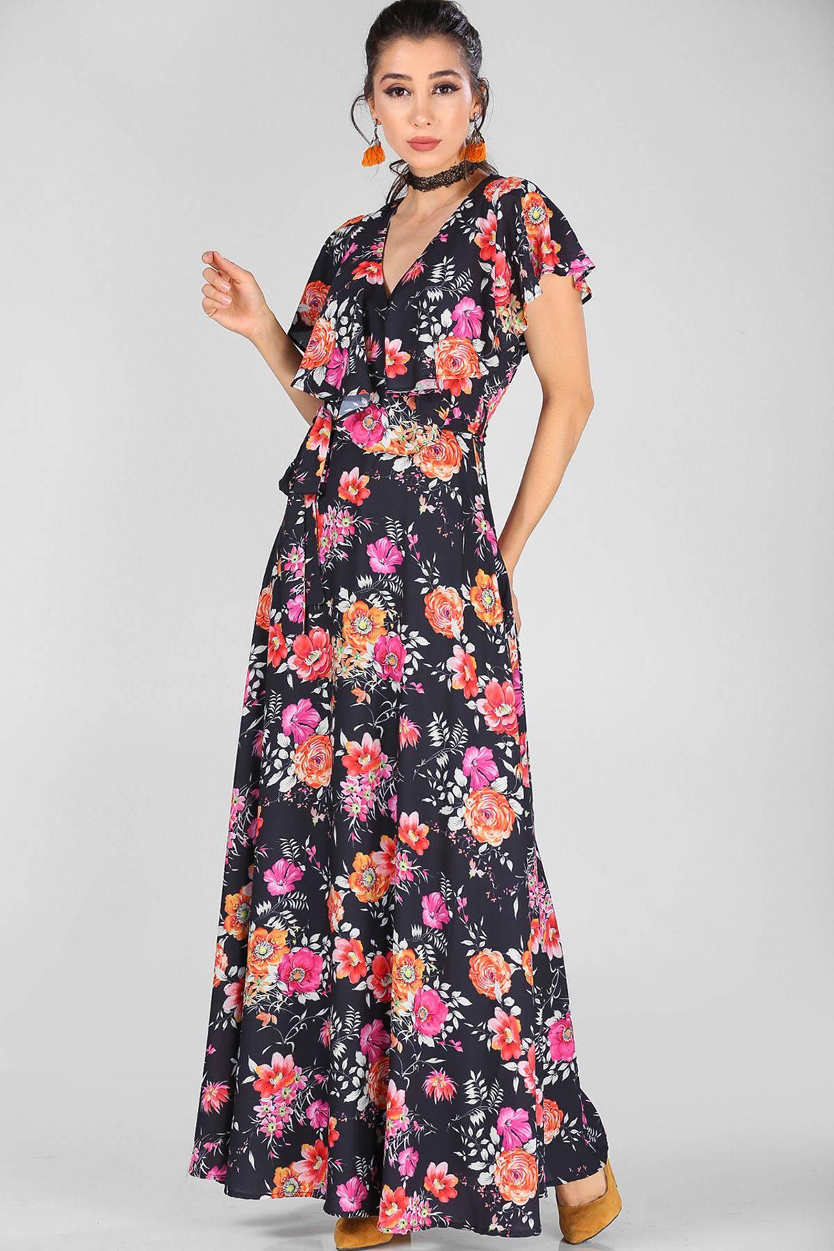 2019 Patırtı elbise modelleri