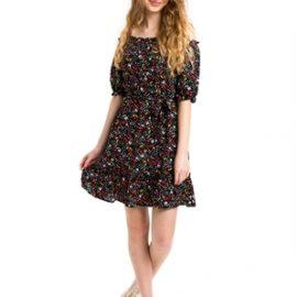 Gençler İçin En Güzel Elbise Modelleri 2019