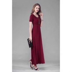 En Şık Uzun Elbise Modelleri