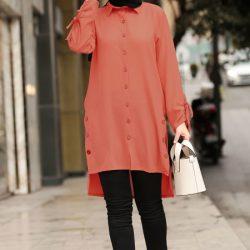 En Şık Tesettür Sokak Modası Tercihleri