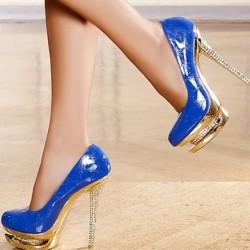 Şık İnce Topuklu Ayakkabı Modelleri